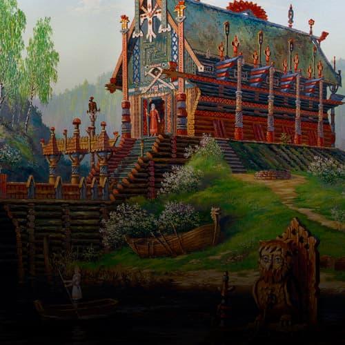 Дома из профилированного бруса — 10 мифов